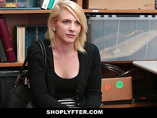 Teen Fucked In Office
